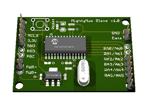 MightyMuxSlave-v1.0